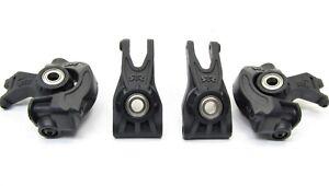 Arrma VORTEKS 4x4 3s BLX - HUBS, bearings front/Rear Uprights senton ARA4305V3
