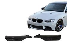 BMW E90 E91 3er M-TECH Frontdiffusor echtes carbon karosserie markante hecklippe