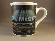 Original Star Trek Mug By Susie Morton Dr. McCoy Medical Officer 1966, 1983