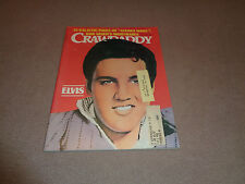 Crawdaddy - November 1977 - Elvis Presley Cover - Bob Seger - Iggy Pop - Stones