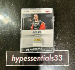 2021 Panini UFC Instant Access Main Attractions 18 Card Set - 1/325 SEALED
