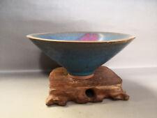 Chinese old porcelain Jun kiln  porcelain bowl