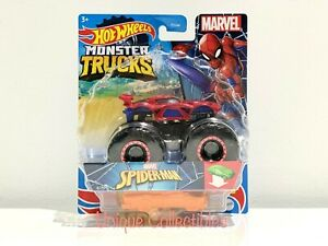 Hot Wheels Monster Trucks Masters Of The Universe Battle Cat Die-cast Brand New