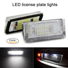 1Pair Car LED Number License Plate Light Lamp Bulb for BMW 3 Serien E46 4D 98-03