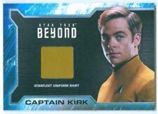 "CHRIS PINE ""KIRK WARDROBE CARD #SR1"" STAR TREK BEYOND"