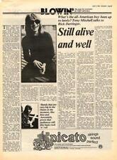 Rick Derringer UK Interview 1976