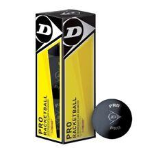 Dunlop Pro Balle de Racketball (box of 3)