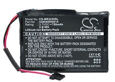 Battery for Magellan RoadMate 2230  RoadMate 2230T-LM Replacement 338040000014