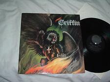 GRIFFIN Flight Of The Griffin '84 RARE US metal ORIGINAL 1st press MINT-