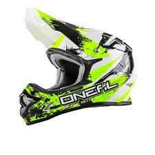 O'Neal 3Series SHOCKER MX Helm XXL Neongelb Motocross Enduro Cross Offroad 312