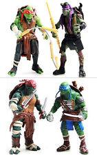 """New Teenage Mutant Ninja Turtles Movie 5"""" Action Figure Tmnt Lot kids Toys gift"""