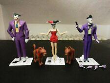 DC Collectibles Joker Harley Quinn Figuren, Batman The Animated Series Mad Love