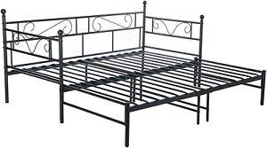 Tagesbett Ausziehbett Schlafsofa Optionen für Ausziehbett mit Unterbett Trundle