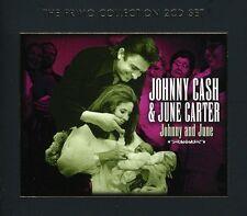 Johnny Cash - Johnny & June [New CD] UK - Import