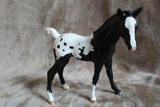Breyer Traditional Repaint Modellpferd Pferd Fohlen Repainted