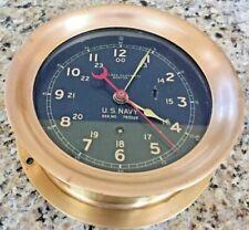 Relógio de navio