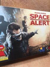 Space Alert Game Vlaada Chvatil CGE Rio Grande Games