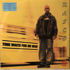 RASCO - TIME WAITS FOR NO MAN (VINYL 2LP)  1998!!!  RARE!!!  DILATED PEOPLES!!!