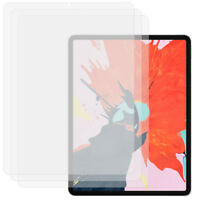 3X Anti-Glare Matte/HD Clear Screen Protector Guard For iPad Pro 12.9 11(2018)