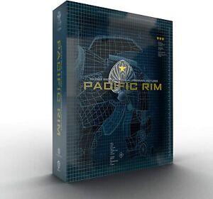 Pacific Rim (4K UHD + Blu-ray Steelbook) Titans of Cult #08 - NEU & OVP