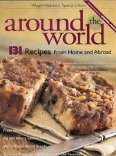 B002P0T7FM Weight Watchers, Special Edition, Around the World, 131 Recipes from