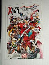 Marvel Now UNCANNY X-MEN #1 Deadpool 51 State Bird Variant NM