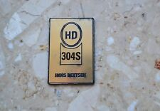 HD 304S HANS DEUTSCH Logo Emblem Original Speaker Badge