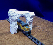 N Scale Rock Tunnel Portal TN009 & TN008 Combination