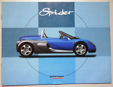 V06232 RENAULT SPORT SPIDER
