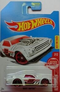 2017 Hot Wheels RED EDITION 7/12 Night Shifter (Target Exclusive)