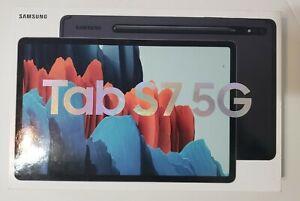 Samsung Galaxy Tab S7 5G T878U  Black 128GB Verizon