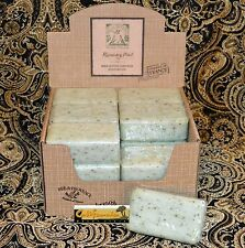 Pre de Provence ROSEMARY MINT Case 18 x 150 Gram French Soap Bath Shower Bars