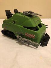 Vintage 1990 Hasbro GI Joe MOBILE BATTLE BUNKER Complete ARAH G.I. Toy tank