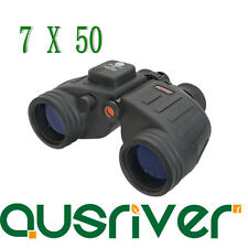 Celestron Oceana Series 7x50 Binoculars Marine Waterproof Christmas Gift 71189-A