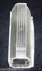 1970 1971 Lincoln Mark III Park Lamp Light Lens Left Front NOS QUALITY