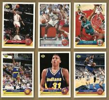 92-93 McDONALDS BASKETBALL SET W/ SHAQUILLE O'NEAL RC