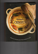 Mmmm...Casseroles - Itroduction by linder Doeser-Step-By-Step Instructions for P