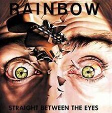 Straight Between The Eyes 0600753535776 by Rainbow Vinyl Album