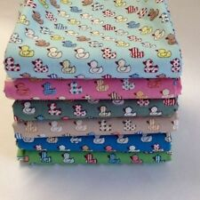 """Children By the Metre Less than 45"""" 100% Cotton Fabric"""