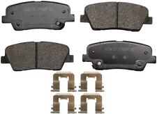 Disc Brake Pad Set-ProSolution Ceramic Brake Pads Rear Monroe GX1284