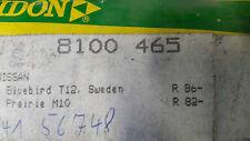 Bremsbacken Tridon 8100 465, Nissan