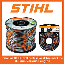 STIHL CF3 3.0 mm Professional Trimmer Cord / Line - GENUINE