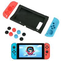 Silicone Case Cover Cap For Nintendo Switch Joy-Con Controller Console Joystick
