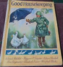 Good Housekeeping April 1936/Coca Cola/Mickey Mouse