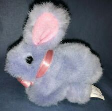Mini Purple Pink Easter Bunny Rabbit Plush Stuffed Small Doll Toy Tb Trading Co