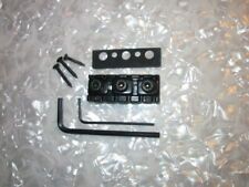 Locking Nut Black Adjustable w/Shim 42.5mm For Floyd Rose Locking Nut System