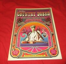 Mel Bay's Country Dobro Guitar Styles by Ken Eidson and Tom Swatzell