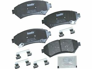 For 1997-2005 Cadillac DeVille Brake Pad Set Front Bendix 39643CY 1998 1999 2000