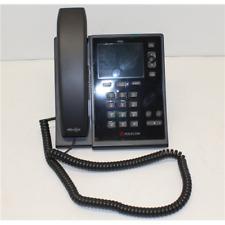 Polycom CX500 Desktop Office IP Phone f/ Microsoft Lync Skype VoIP PoE