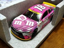 Kyle Busch #18 M&M's Pink Nascar Camry #589 of 1,090 Diecast 1/24 Mint in Box
